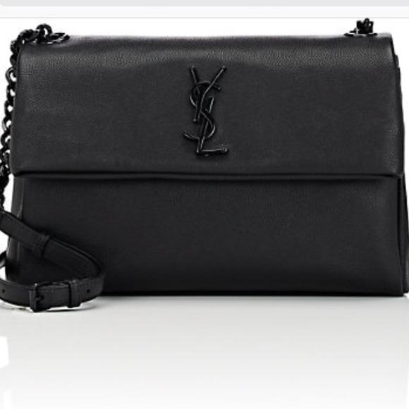 Saint Laurent Monogram West Hollywood Shoulder bag.  M 5b90601010fc54001c319d5e 8794597a51